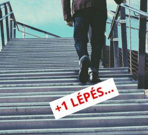 +1 LÉPÉS
